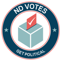 Nd Votes Logo