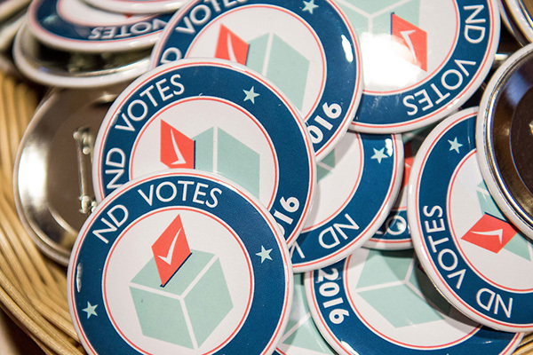 Nd Votes Pins