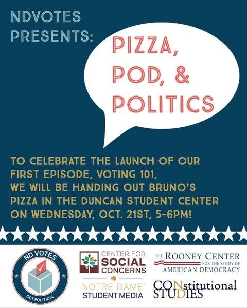 PIZZA, POP, & POLITICS